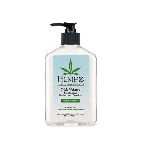 Dezinfekce na ruce - trojitá hydratace 250 ml
