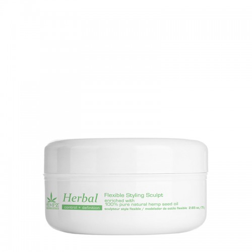 Bylinný flexibilní stylingový krém na vlasy 75 g