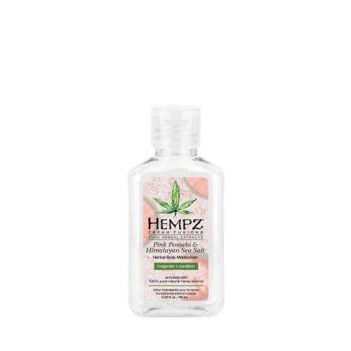 Hydratační tělový krém - růžové pomelo a himálajská sůl 65 ml