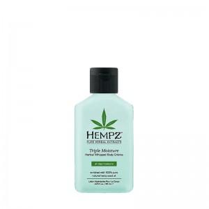Hydratační tělový krém - trojitá hydratace 65 ml