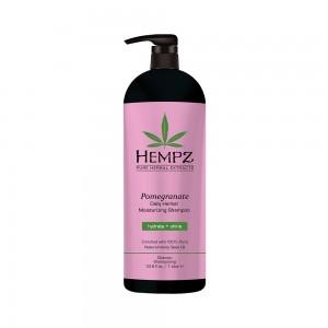 Denní šampon pro hydratační ošetření vlasů - granátové jablko 1000 ml