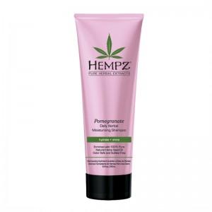 Denní šampon pro hydratační ošetření vlasů - granátové jablko 266 ml