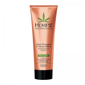 Denní šampon pro objem vlasů - sladký ananas a medový meloun 266 ml