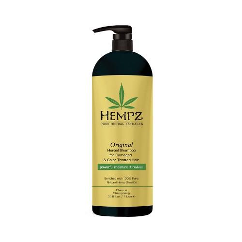 Denní šampon pro poškozené a barvené vlasy - originál 1000 ml