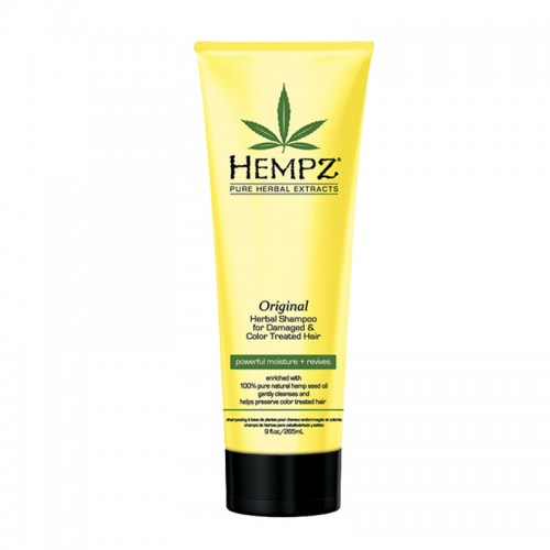 Denní šampon pro poškozené a barvené vlasy - originál 266 ml