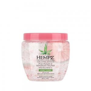 Solný tělový peeling - ružové pomelo a himálajská sůl 155 g